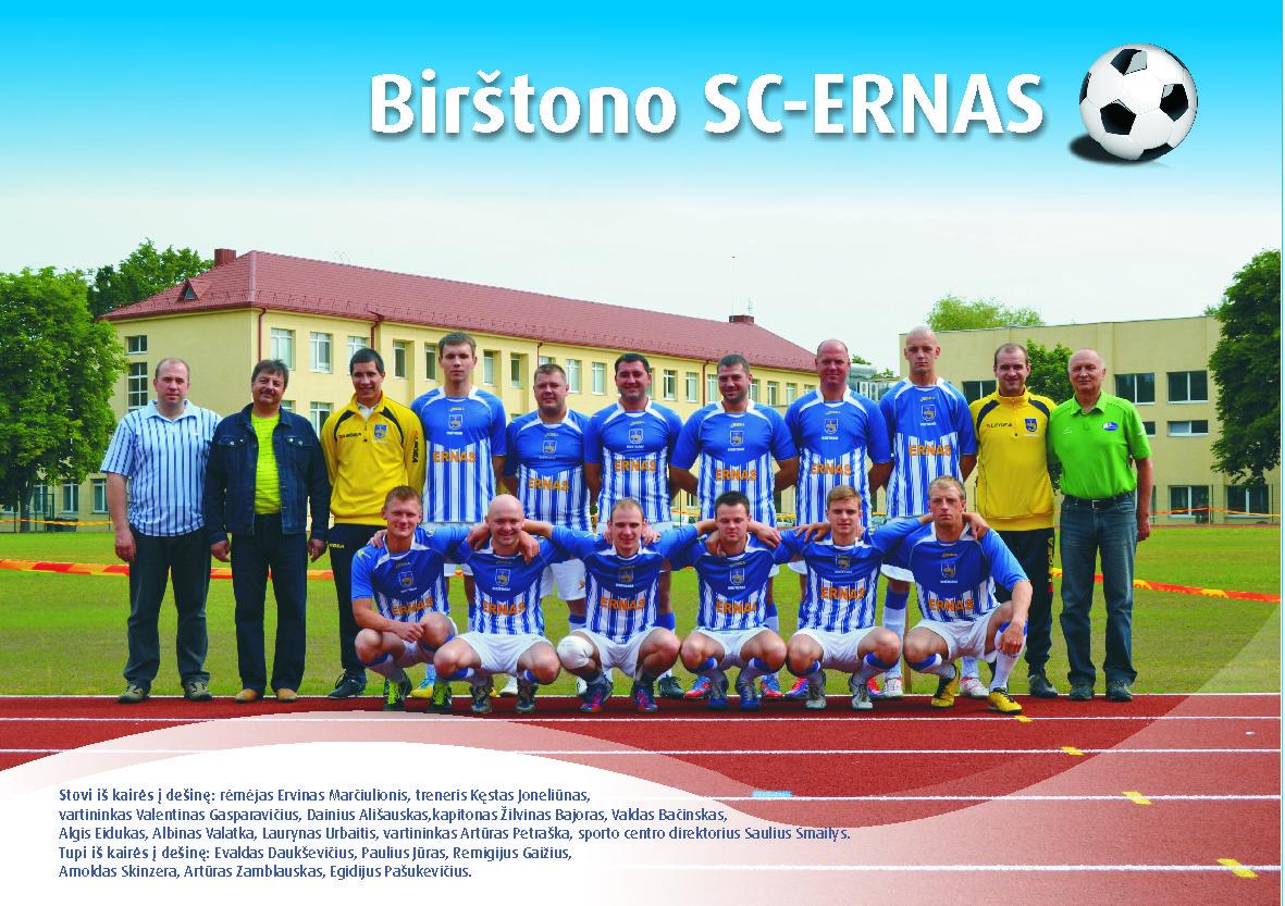 Birštono SC-ERNAS