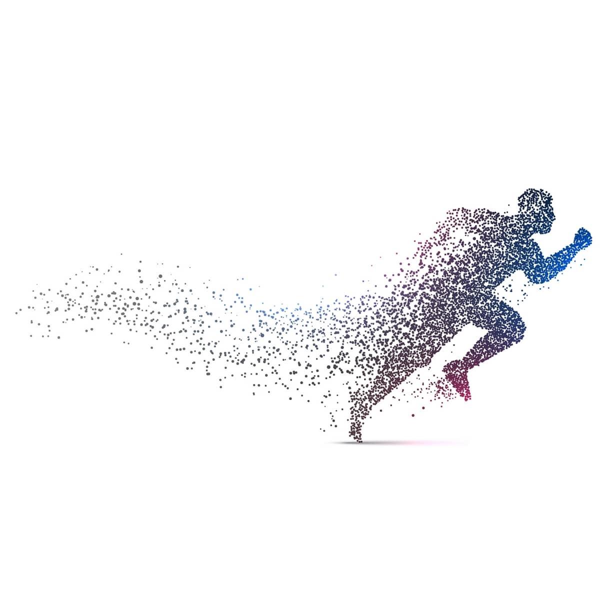 Bėgantis žmogus