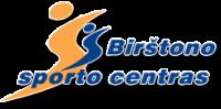 Birštono sporto centras logotipoas