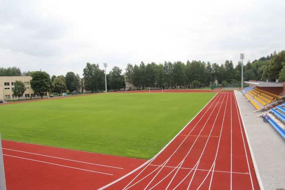 Birštono sporto centro stadionas